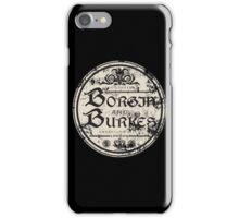 Borgin and Burkes iPhone Case/Skin