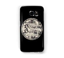 Borgin and Burkes Samsung Galaxy Case/Skin