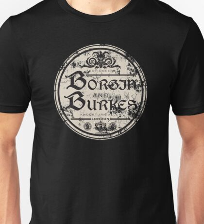 Borgin and Burkes Unisex T-Shirt
