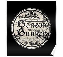 Borgin and Burkes Poster