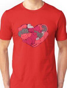 A Purrrrrfect Love Unisex T-Shirt