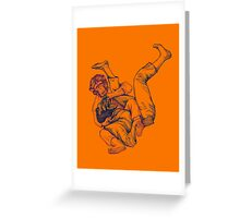 Martial Arts - Way of Life #7 Greeting Card