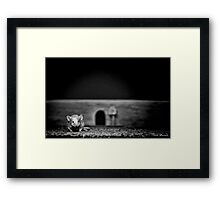 The Mouse Framed Print