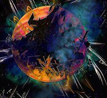 Cosmic Wonder by Jameil Burroughs