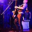 Johnny Diesel ROCKS The Kinross. by Petehamilton