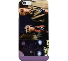 Men From Outer Space iPhone Case/Skin