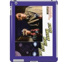 Men From Outer Space iPad Case/Skin