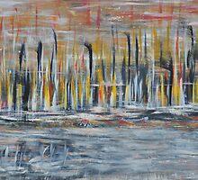 Floating by Elaine Davoren