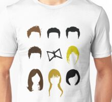 until dawn - hair Unisex T-Shirt