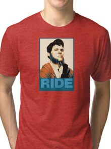 Ride a Motherf**king Bike Tri-blend T-Shirt