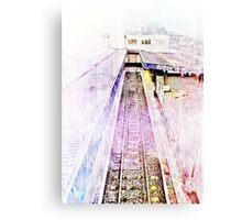 Southampton railway station Canvas Print