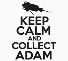 Keep Calm And Collect Adam Kids Clothes