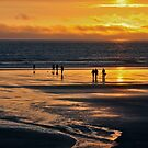 Beach Party - Broadhaven by ColinKemp