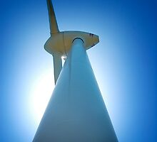 Wind turbine by Robert Fyfe