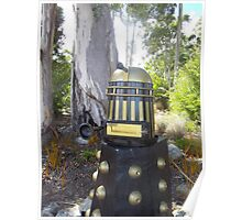 Dalek  letterbox Poster