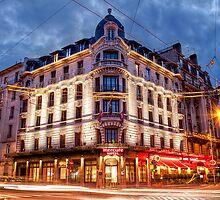 Hotel Mercure Lyon Brotteaux by Harmeet Gabha