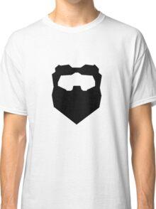 Troy & Abed Evil Moustache Classic T-Shirt