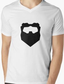 Troy & Abed Evil Moustache Mens V-Neck T-Shirt