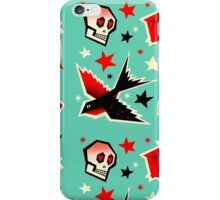 Swallow the cherry iPhone Case/Skin