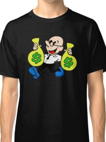 Community Dean with Money Classic T-Shirt