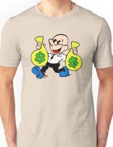 Community Dean with Money Unisex T-Shirt