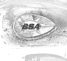Petrol Tank Marque by John Schneider