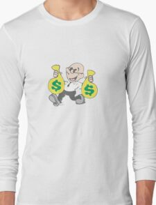 Dean Pelton Success! Character Long Sleeve T-Shirt
