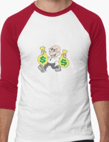 Dean Pelton Success! Character Men's Baseball ¾ T-Shirt