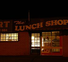 The Lunch Shop by Joan Wild