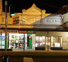 Film Shop by Joan Wild