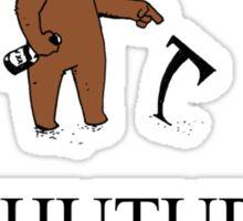 TimESyurNewROMAN! Sticker