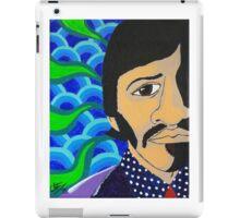 Ringo Starr Psych iPad Case/Skin