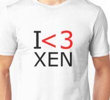 I <3 Xen Unisex T-Shirt
