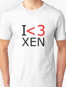 I <3 Xen T-Shirt