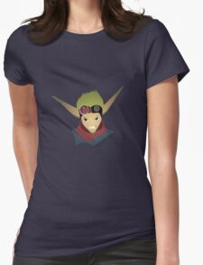 Jak  Womens Fitted T-Shirt