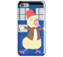 12th Ducktor iPhone Case/Skin
