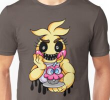 Graffiti Toy Chica Unisex T-Shirt