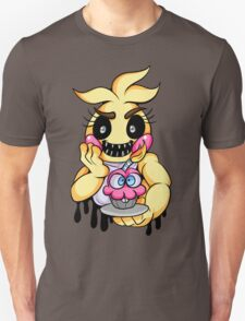 Graffiti Toy Chica T-Shirt