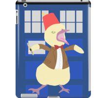 12th Ducktor iPad Case/Skin
