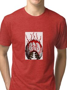 Terraria Eye Of Cthulu Tri-blend T-Shirt
