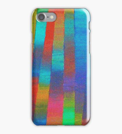 ~visual noise~ iPhone Case/Skin