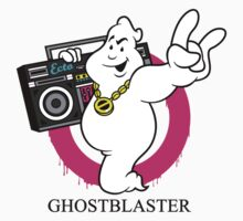 Ghostblaster Sticker by Lapuss