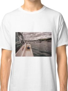 Wet Wheels Boat Trip, Dartmouth Classic T-Shirt