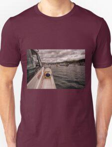 Wet Wheels Boat Trip, Dartmouth T-Shirt