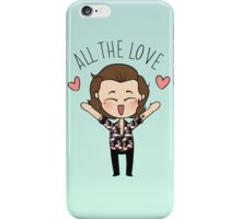 HARRY STYLES :: ALL THE LOVE  iPhone Case/Skin