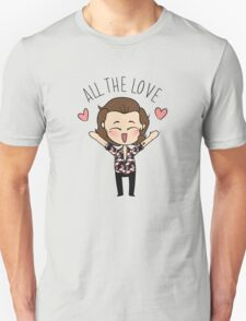 HARRY :: ALL THE LOVE  T-Shirt