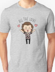HARRY STYLES :: ALL THE LOVE  T-Shirt