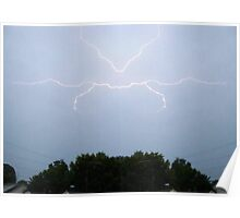 Lightning Art (1) Poster