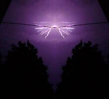 Lightning Art 4 by dge357