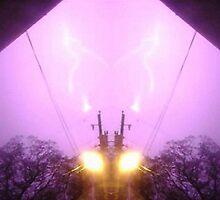 Lightning Art 7 by dge357